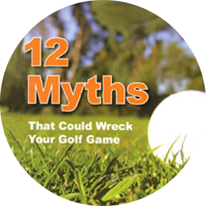 12 Myths Golf Book