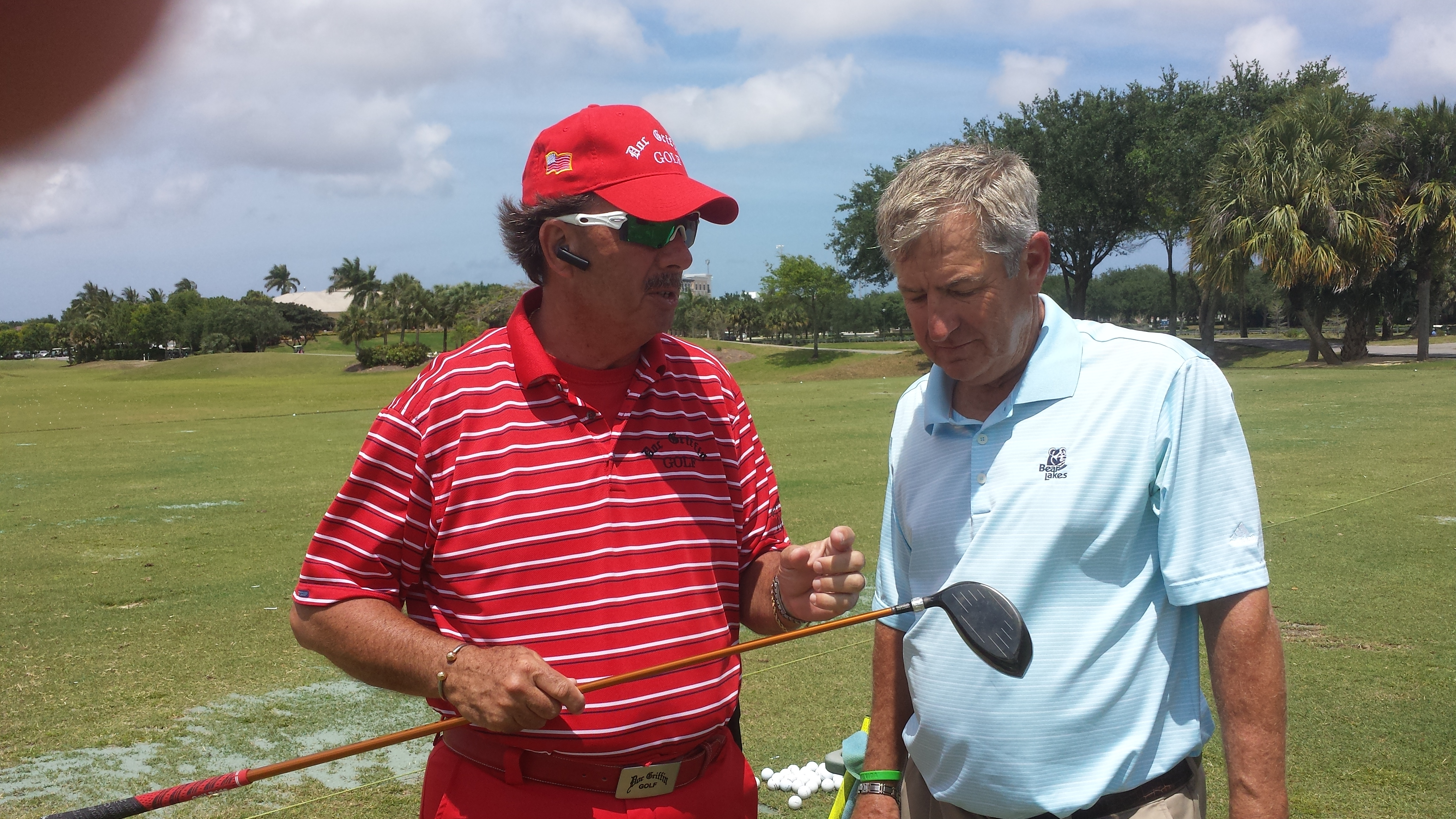 doc griffin golf lessons instructor columbia sc